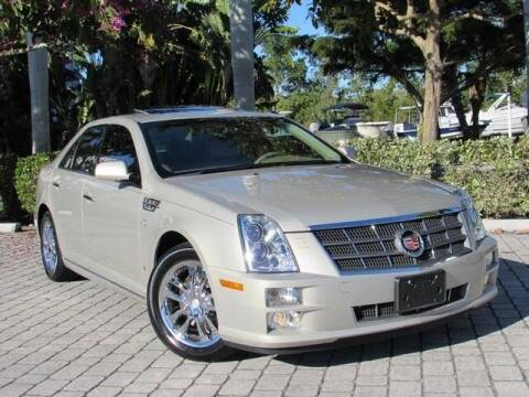 2008 Cadillac STS for sale at Auto Quest USA INC in Fort Myers Beach FL
