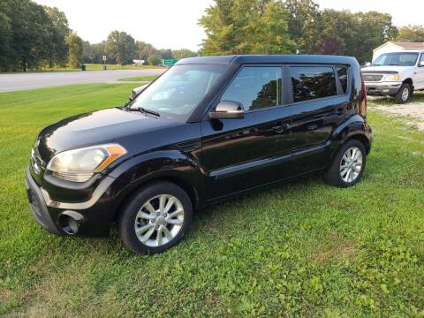 2013 Kia Soul for sale at Moulder's Auto Sales in Macks Creek MO