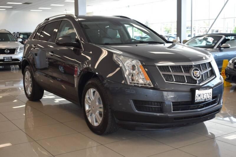 2010 Cadillac SRX for sale at Legend Auto in Sacramento CA