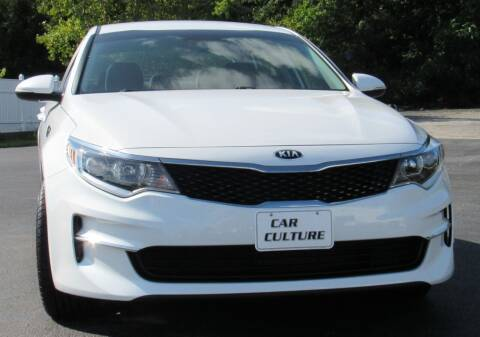 2018 Kia Optima for sale at Car Culture in Warren OH