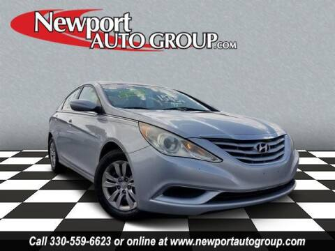 2011 Hyundai Sonata for sale at Newport Auto Group in Austintown OH