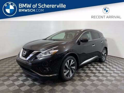 2017 Nissan Murano for sale at BMW of Schererville in Shererville IN