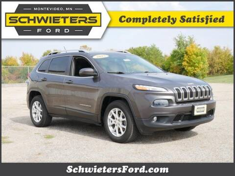 2015 Jeep Cherokee for sale at Schwieters Ford of Montevideo in Montevideo MN