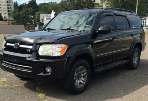 2006 Toyota Sequoia for sale at Reliable Auto Sales in Roselle NJ