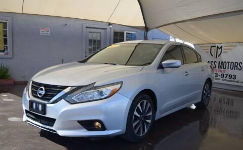 2016 Nissan Altima for sale at 1st Class Motors in Phoenix AZ