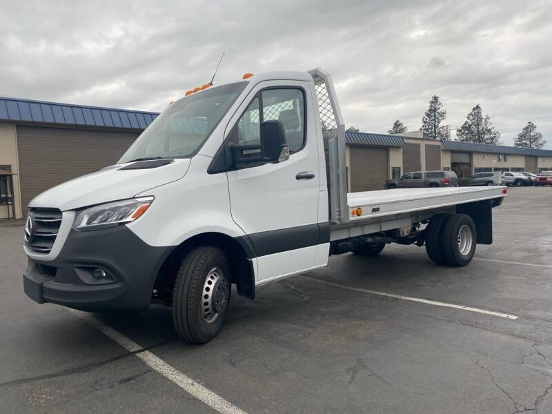 2019 Mercedes-Benz Sprinter Cab Chassis for sale at Exelon Auto Sales in Auburn WA