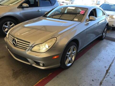 2006 Mercedes-Benz CLS for sale at SoCal Auto Auction in Ontario CA