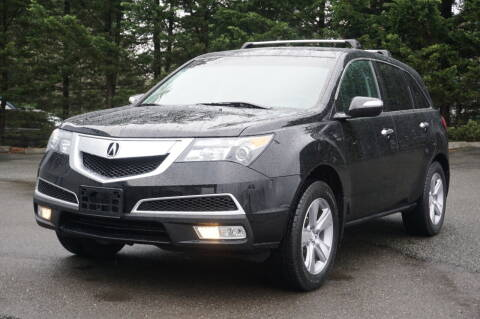 2013 Acura MDX for sale at West Coast Auto Works in Edmonds WA