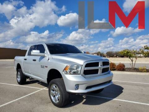 2014 RAM Ram Pickup 1500 for sale at INDY LUXURY MOTORSPORTS in Fishers IN