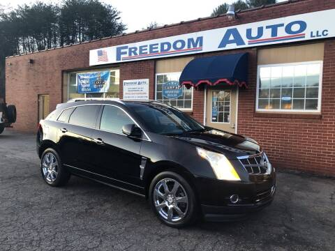 2012 Cadillac SRX for sale at FREEDOM AUTO LLC in Wilkesboro NC