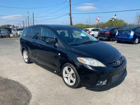 2006 Mazda MAZDA5 for sale at Silver Auto Partners in San Antonio TX