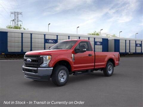 2022 Ford F-250 Super Duty for sale at Szott Ford in Holly MI