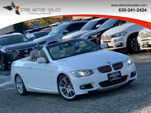 2011 BMW 3 Series for sale at Star Motor Sales in Downers Grove IL