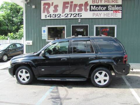 2007 Chevrolet TrailBlazer for sale at R's First Motor Sales Inc in Cambridge OH