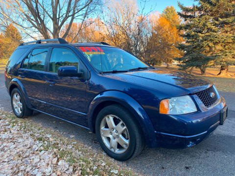 2007 Ford Freestyle for sale at BELOW BOOK AUTO SALES in Idaho Falls ID
