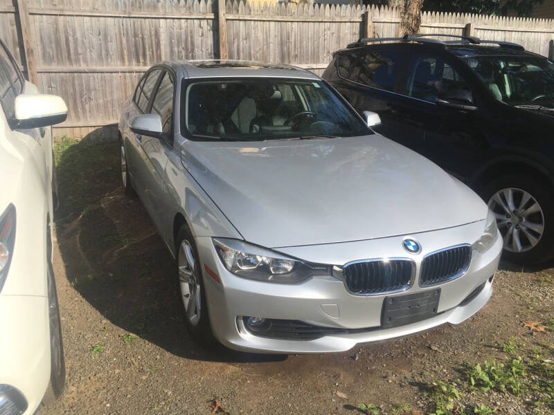 2013 BMW 3 Series for sale at MELILLO MOTORS INC in North Haven CT