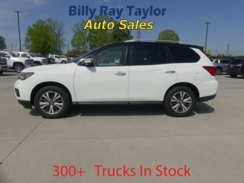 2017 Nissan Pathfinder for sale at Billy Ray Taylor Auto Sales in Cullman AL