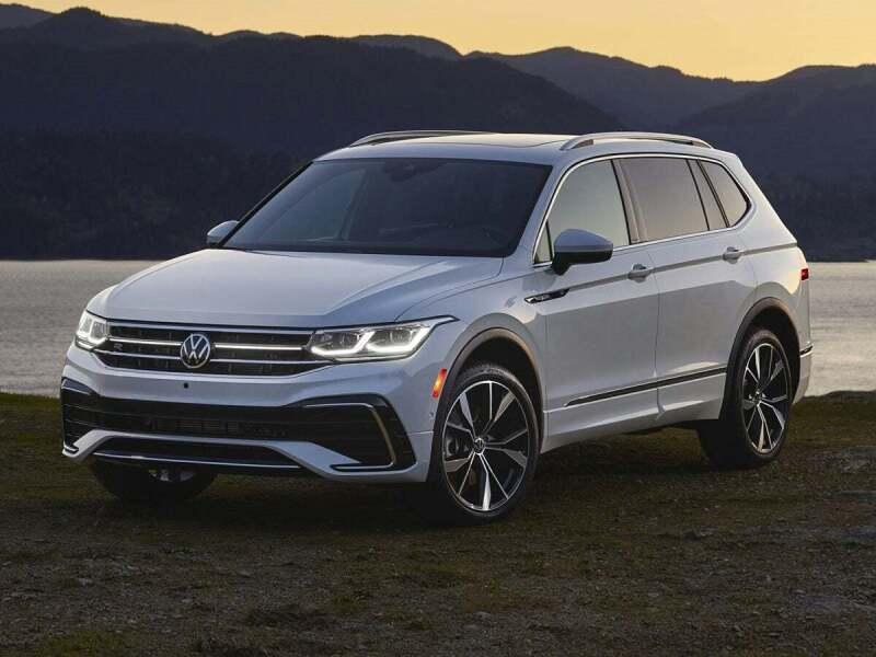 2022 Volkswagen Tiguan for sale in Watertown, MA