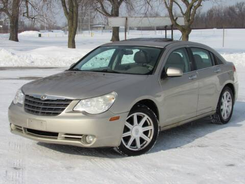 2007 Chrysler Sebring for sale at Highland Luxury in Highland IN
