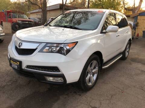 2011 Acura MDX for sale at Mister Auto in Lakewood CO