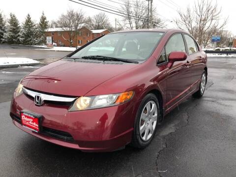 2008 Honda Civic for sale at Delaware Auto Sales in Delaware OH