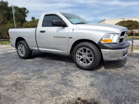 2011 RAM Ram Pickup 1500 for sale at Ron's Used Cars in Sumter SC