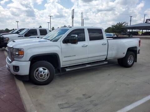 2017 GMC Sierra 3500HD for sale at Jerry's Buick GMC in Weatherford TX