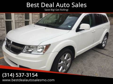 2010 Dodge Journey for sale at Best Deal Auto Sales in Saint Charles MO