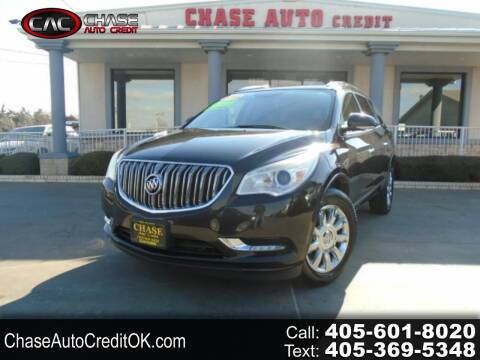 2014 Buick Enclave for sale at Chase Auto Credit in Oklahoma City OK