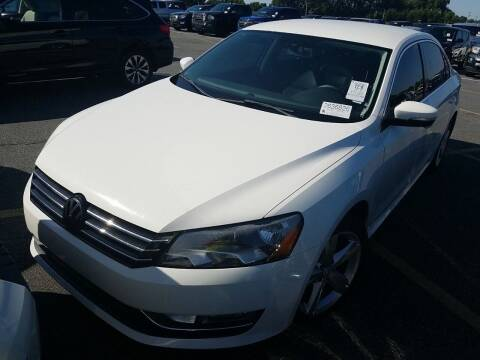 2015 Volkswagen Passat for sale at Roadmaster Auto Sales in Pompano Beach FL