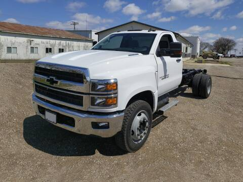 2021 Chevrolet Silverado 4500HD for sale at CHEVROLET OF SMITHTOWN in Saint James NY