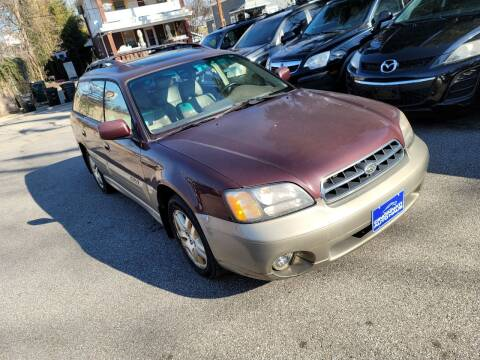 2000 Subaru Outback for sale at Cincinnati Auto Haus in Cincinnati OH