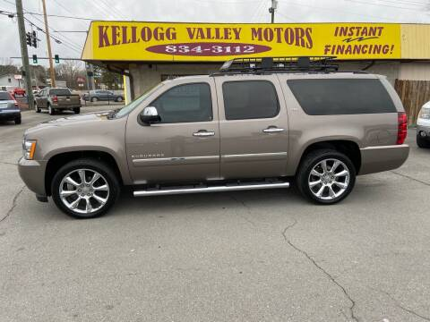 2013 Chevrolet Suburban for sale at Kellogg Valley Motors in Gravel Ridge AR