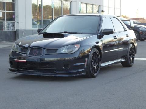 2006 Subaru Impreza for sale at Loudoun Motor Cars in Chantilly VA