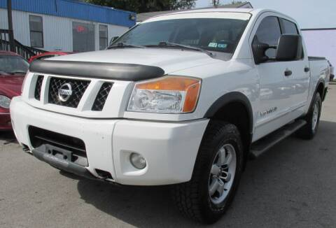 2008 Nissan Titan for sale at Express Auto Sales in Lexington KY