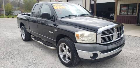 2008 Dodge Ram Pickup 1500 for sale at COOPER AUTO SALES in Oneida TN
