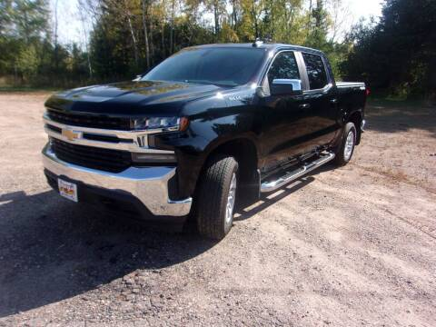 2020 Chevrolet Silverado 1500 for sale at Warga Auto and Truck Center in Phillips WI