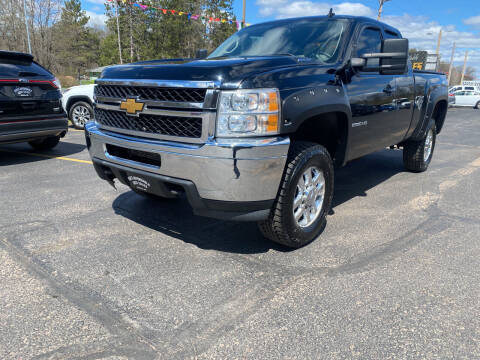 2013 Chevrolet Silverado 2500HD for sale at Affordable Auto Sales in Webster WI