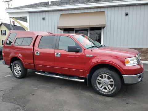 2008 Ford F-150 for sale at Carroll Street Auto - Carroll St. Auto Annex Sales & Service in Manchester NH