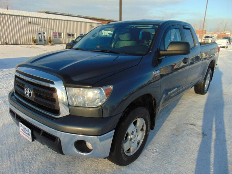 2011 Toyota Tundra for sale at Dependable Used Cars in Anchorage AK