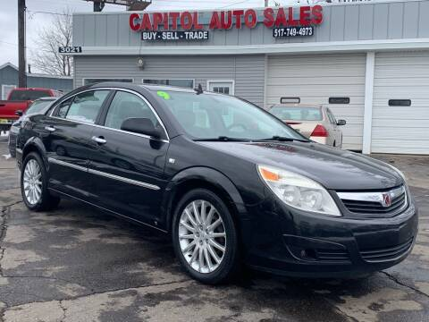 2009 Saturn Aura for sale at Capitol Auto Sales in Lansing MI