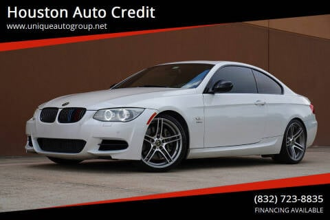 2012 BMW 3 Series for sale at Houston Auto Credit in Houston TX