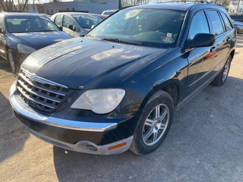 2007 Chrysler Pacifica for sale at MFT Auction in Lodi NJ