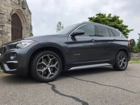 2016 BMW X1 for sale at Reynolds Auto Sales in Wakefield MA