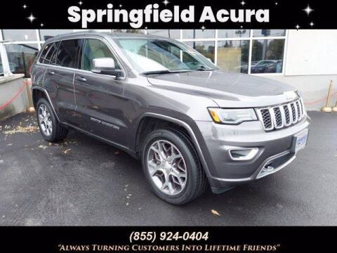 2018 Jeep Grand Cherokee for sale at SPRINGFIELD ACURA in Springfield NJ