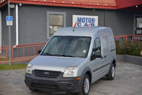 2013 Ford Transit Connect for sale at Motor Car Concepts II - Kirkman Location in Orlando FL