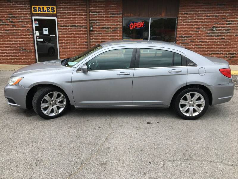 2013 Chrysler 200 for sale at Atlas Cars Inc. in Radcliff KY