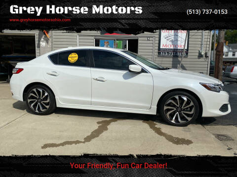 2018 Acura ILX for sale at Grey Horse Motors in Hamilton OH