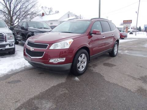 2011 Chevrolet Traverse for sale at Jenison Auto Sales in Jenison MI