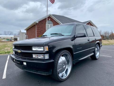 2000 Chevrolet Tahoe Limited/Z71 for sale at HillView Motors in Shepherdsville KY